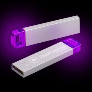 Iron LED USB USB2U