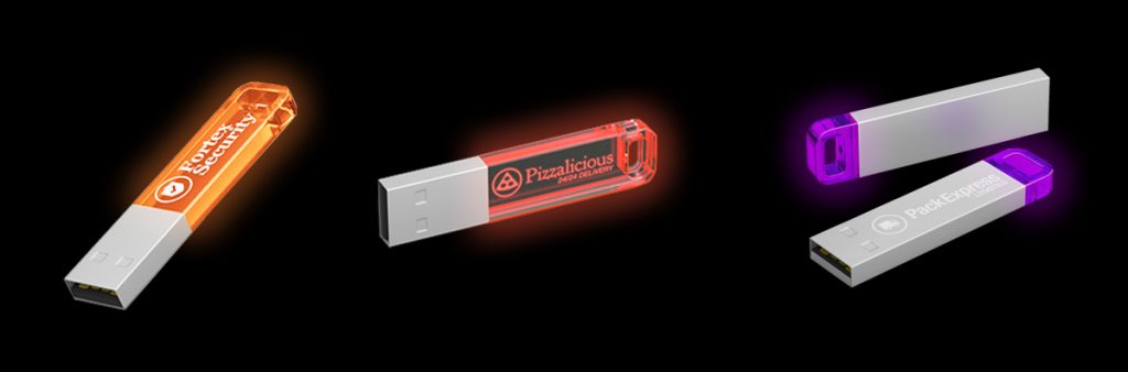 LED USB Sticks USB2U