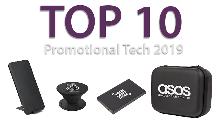 Top 10 tech products 2019