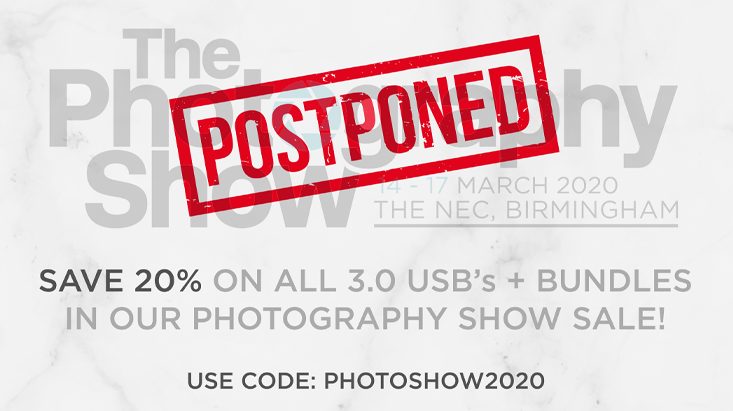 photo show posponed offer feature
