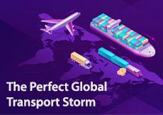 Global tranport storm