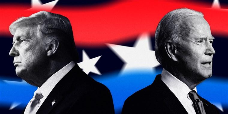 Trunp and Biden