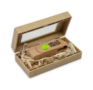 eco USB inside an Eco magnetic box