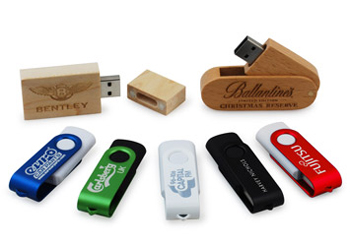 Engraved Flash Drives