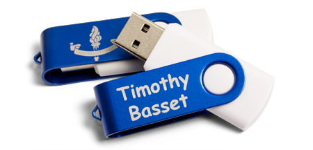 Branded USB Memory Sticks for Schools & Universities