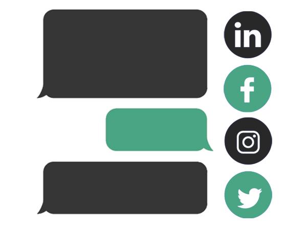 Text and Social Media Alerts