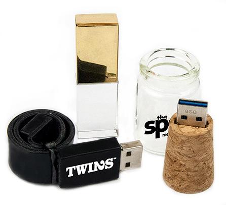 Novelty USB Sticks
