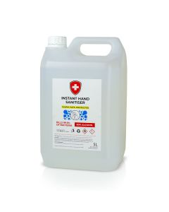 Hand Sanitiser 5 Litre Container