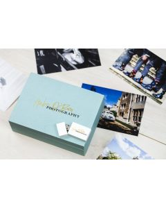 Woodland USB & Luxury Prints Box
