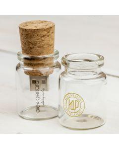 Cork USB Bottle Photography