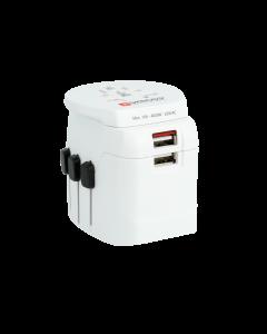 SKROSS® Pro Light USB Travel Adapter