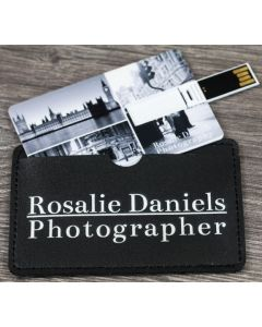 Photography USB Card Wallet