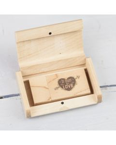 Woodland & Wooden Flip Box Bundle