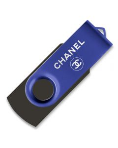 Twister Engraved USB