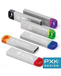 Iron LED USB