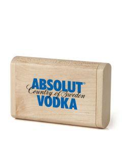 Wooden Flip Box