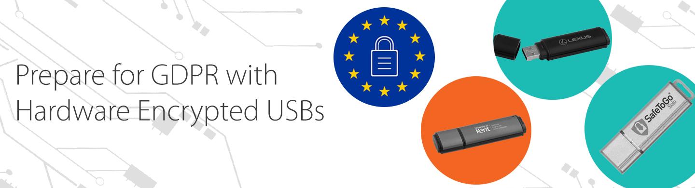 Encrypted USBs