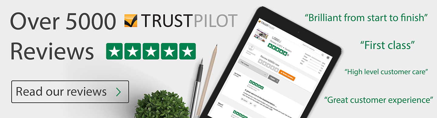 read USB2U reviews on trustpilot