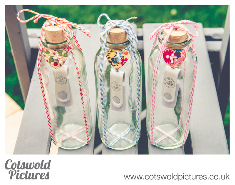 Cotswold Pictures USB Bottle