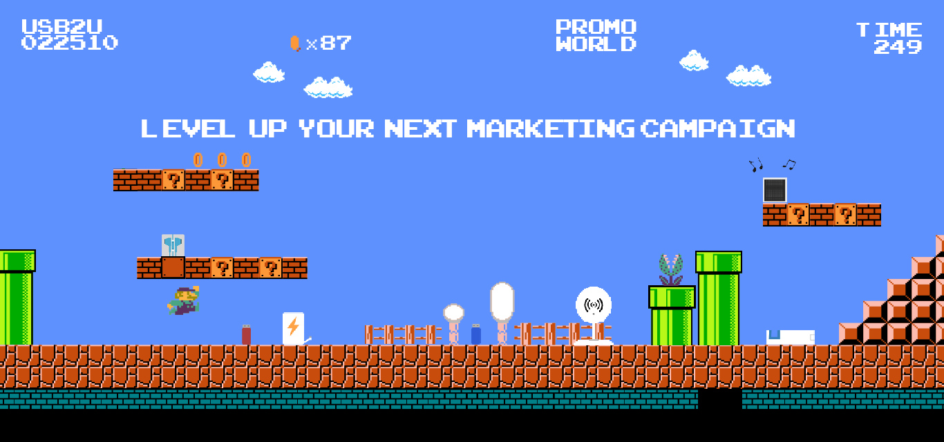 Level Up Your Marketing Campaigns