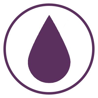 Spot colour icon