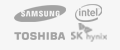 Samsung, Intel, Toshiba, SK Hynix
