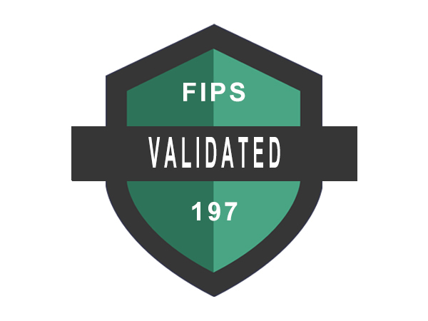 FIPS 192 Validated