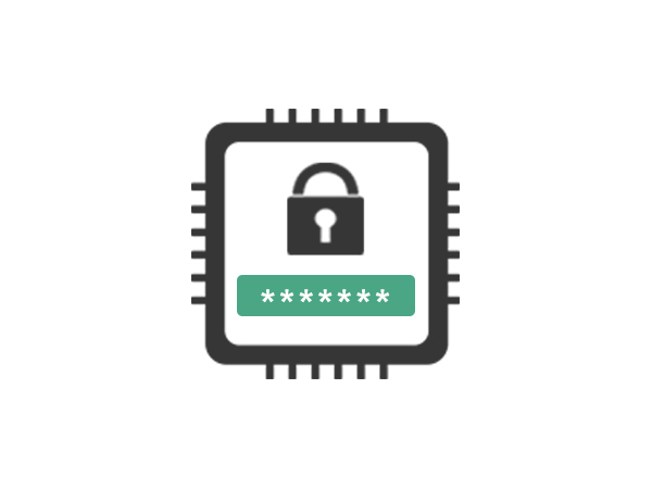 AES 256-bit Encryption & Password Protection