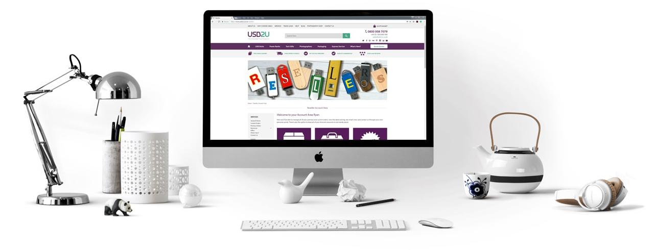 USB2U Trade Portal