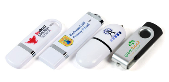 Branded USB Stick for Schools