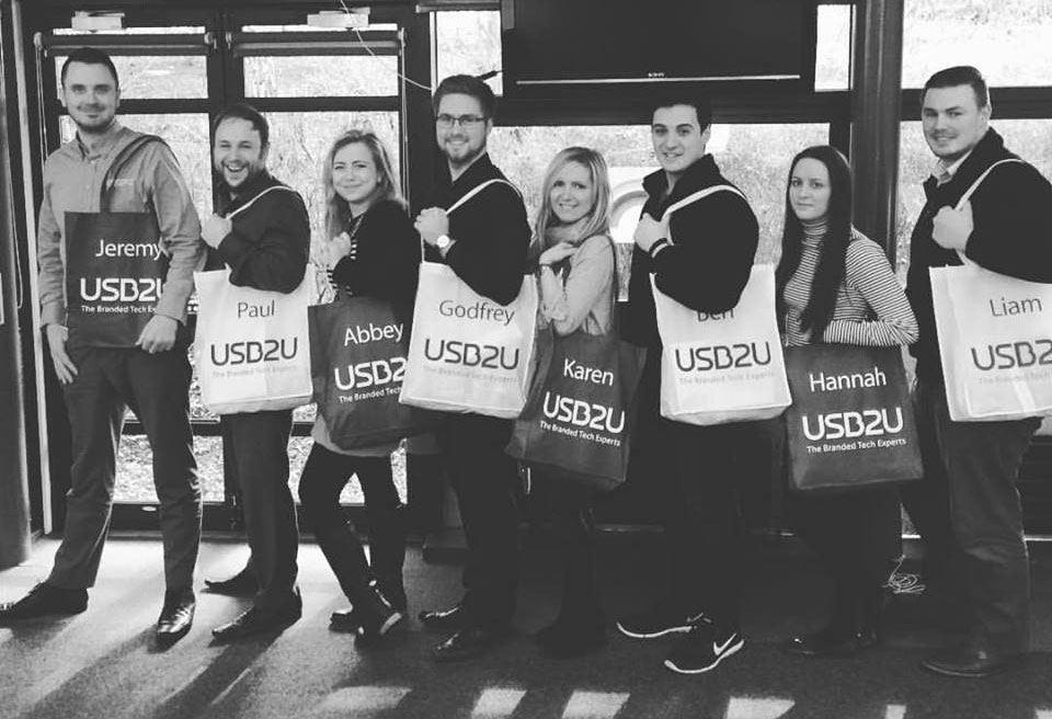 USB2U Sales Team