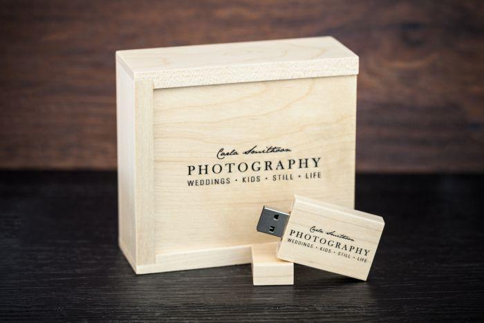 Woodland and Wooden Trinket Box Bundle