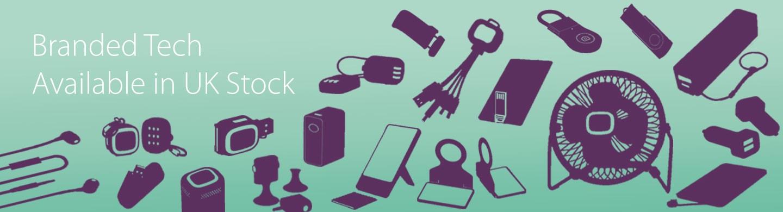 Branded Tech held in UK Stock
