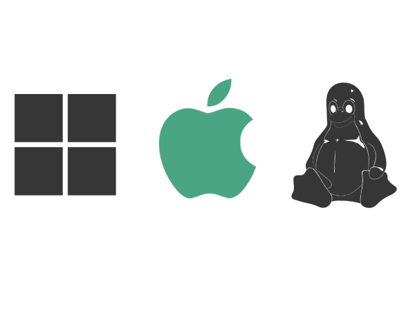 Windows, Mac & Linux Compatible